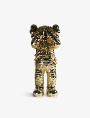 インテリア小物・置物, 置物 LOUGHER CONTEMPORARY KAWS: 29cm KAWS: Holiday Space companion 29cm GOLD