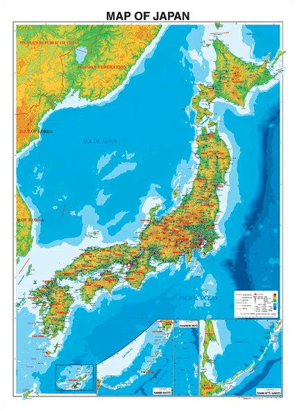 MAPOFJAPAN(地勢)