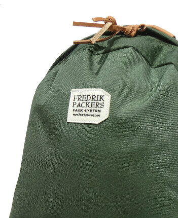 《FREDRIKPACKERS》フレドリックパッカーズ500DDAYPACK(500Dデイパック・リュック)ネイビー・ブラック・オリーブ・チャコール・ベージュの全5色【送料無料】特典:ポイント2倍プレゼント!