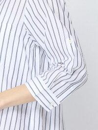 [Rakuten Fashion]【SALE/41%OFF】【レディース】テンセルコンロングシャツ8分袖 GLOBAL WORK グローバルワーク シャツ/ブラウス 七分袖シャツ ホワイト カーキ ネイビー ピンク【RBA_E】