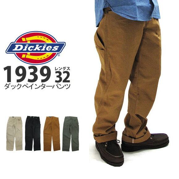 メンズファッション, ズボン・パンツ Dickies 1939 CARPENTER JEANS L32 RED CAP