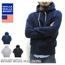 【セール】WALLA WALLA SPORT ワラワラスポーツ スウェット パーカー プルオーバー 10.5オンス 10.5oz PULLOVER PARKA 02P03Dec16