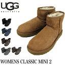 UGG ムートンブーツ WOMENS CLASSIC MINI II アグ オーストラリア クラシックミニ2 レディース 1016222 02P03Dec16