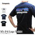 Patagonia パタゴニア Tシャツ 51865 38906 パタゴニア ロゴ Tシャツ MENS P-6 LOGO T-SHIRT アウトドア オーガニックコットン 男性用 メンズ メール便対応 02P05Nov16