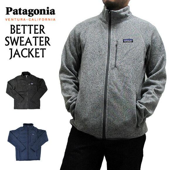 【送料無料】Patagonia パタゴニア ジャケット 25527 メンズ ベターセータージャケット MENS BETTER SEWATER JKT メール便不可 メンズ