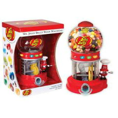 【USA正規品】【送料無料】【代引き不可】Jelly Belly Mr. Jelly Belly Bean Machineキャンディ...