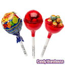 Chupa Chups-ジャイアントロリポップ-各種吸盤入り-3ピースセット(3パック) Chupa Chups - Giant Lollipops - With assorted suckers inside - 3 Piece Set (3 Pack)