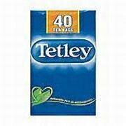 食品, その他 40ct Tetley Tea Bags 40ct Fro