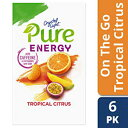 Crystal Light Pure Energy Tropical Citrus Drink Mi
