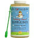 California Baby Holiday Bubble Bath Vanilla Orange and Lav