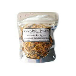 Reiki Charged Calendula Flowers Wildcrafted in Egyp