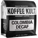 Koffee Kult - Colombian Decaf Coffee Chemical Free