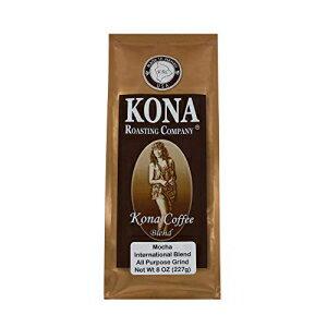 Kona Roasting Company Mocha Flavored Coffee Blend,