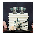 Animal Baby Shower Decoration Cake topper for Baby Shower
