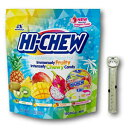 Hi-Chew Tropical Mix Stand Up Pouch, 12.7 Oz