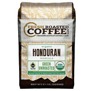 コーヒー, その他 Fresh Roasted Coffee LLC, Green Unroasted Honduran