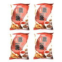Calbee Grill-A-Corn Mala Flavored Chips (4 Pack, Total of 320g)