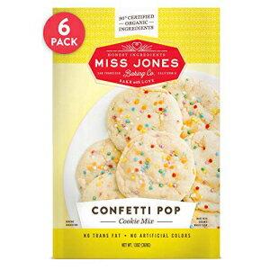 ミスジョーンズベーキングオーガニッククッキーミックス Miss