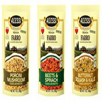 Alessi Variety Pack、Farro、3カウント Alessi Variety P