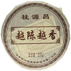 2004雲南省の古い純粋な野生の有機プーアル完熟茶大葉アイスランド年齢木プーアル茶ケーキ357gYunnanPuerhTea20