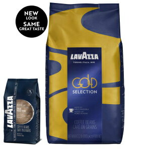 Lavazza Gold Selection Whole Bean Coffee Blend, M
