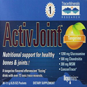 Trace Minerals Research Activjoint, 30-Count Boxes