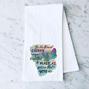 Be the Flawed, Quirky, Magical You Butterfly Flo