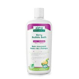 Aleva Naturals Berry Bubble Bath, 8 fl.oz