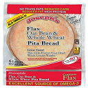 1 Pack, Joseph's Flax, Oat Bran and Whole Whea