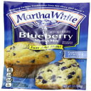 Martha White Blueberry Flavored Muffin Mix, 7-Ounc