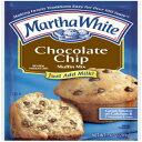 マーサホワイトマフィンミックス、チョコレートチップ、7.4オン