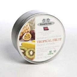 シンプキンシュガーフリートロピカルフルーツ Simpkins Simpkin sugar Free Tropical Fruit