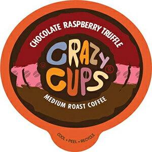 クレイジーカップキューリグKカップマシン用のフレーバーコーヒ