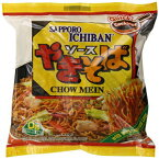 S'Proichi札幌焼きそば焼きそば、3.60オンス(24パック) S'Proichi Sapporo Yakisoba Chow Mein Noodles, 3.60 Ounce (Pack of 24)