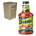マスターオブミックスクラシックブラッディメアリードリンクミックス、すぐに使用可能、1リットルボトル(33.8液量オンス)、個別箱入り Master of Mixes Classic Bloody Mary Drink Mix, Ready To Use, 1 Liter Bottle (33.8 Fl Oz), Individually