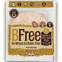 """キノア、Bfreeグルテンフリートルティーヤラップ8 """"キノア&チアシード、テフ&フラックスシードデイリーフリー(3パック)、ラップ Quinoa, Bfree Gluten Free Tortilla Wrap 8"""" Quinoa & Chia Seed With Teff & Fl"""
