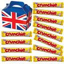 Cadbury Crunchie 40g - 12 FULL SIZE 40g bars ofの画像