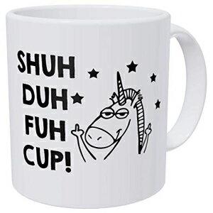 キッチン用品・食器・調理器具, その他 Wampumtuk Unicorn Gifts Shu Duh Fuh Cup. Stars. F