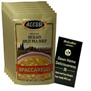 Alessi Athentic Italian Dry Soup Mix   Sicilian