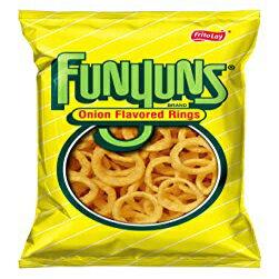 Funyunsフレーバーリング、オニオン、6.5オンス Funyuns Flavored Rings, Onion, 6.5 Ounce