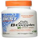 Doctor's Best Best Fully Active B Complex, Veggi