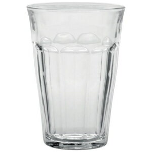 Duralex Made In France Picardie Clear Tumbler, Se