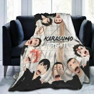 寝具, その他 KALISA Haikyuu! Micro Fleece Blanket Soft and Warm Winter Throw Ultra-Soft Lightweight Plush Bed Couch Living Room