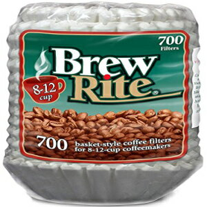 Brew Rite Coffee Filter - 700 ct.画像