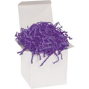 Partners Brand PCP10K Crinkle Paper, 10 lb, Purp