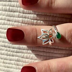 ジュエリー・アクセサリー, その他 Ronibiza Jewelry Silver Knuckle Ring - Silver Midi Ring - Silver Cuff Ring - Stack Ring - Upper Finger Ring - Adjusable Ring - Minimal Silver Ring
