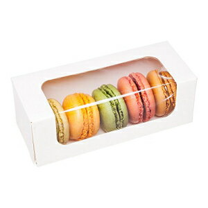 Cafe Vision 13 oz Rectangle White Paper Small Take Out Container - 6