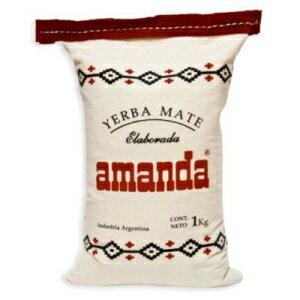 Amanda Yerba Mate in Cloth Bag (2.2 lbs/1 kilo)