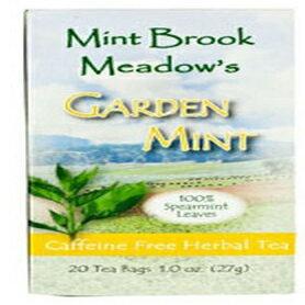 ガーデンミント(メドウティー)ティーバッグ20ct Garden Min