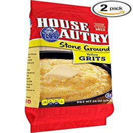 House Autry Yellow Stone Ground Grits, Gluten-Free
